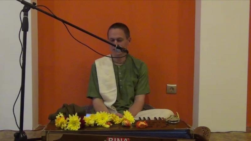 Е.М. Ачьюта прабху - Нарасимха Чатурдаши - 21.04.18