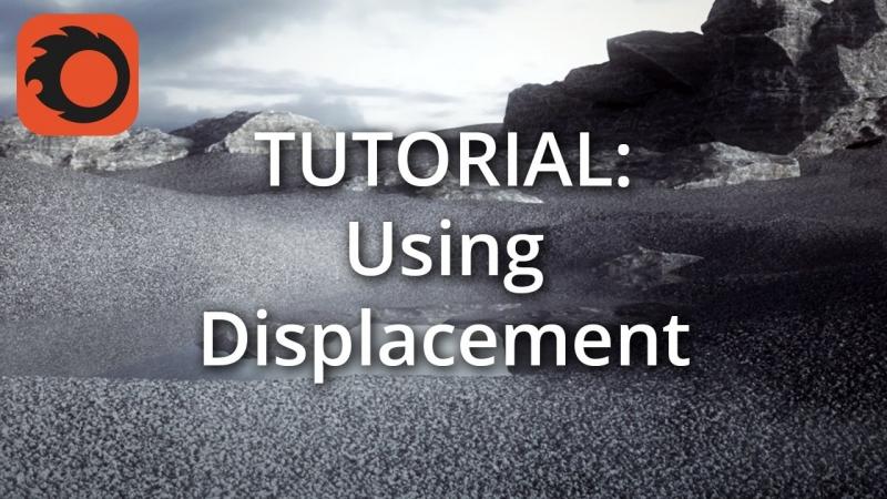 Corona Displacement Часть 2 (Кирпичные стены)