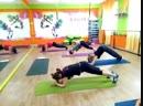 Корпоративный фитнес с Ларисой Совалковой mp4