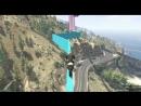 GTA 5 ONLINE Продолжаем проходить скил тестики