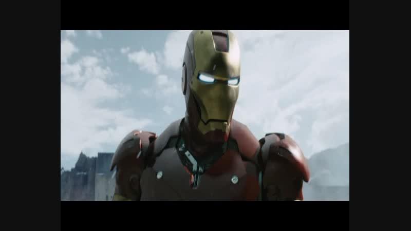 Железный Человек - Skillet Rebirthing