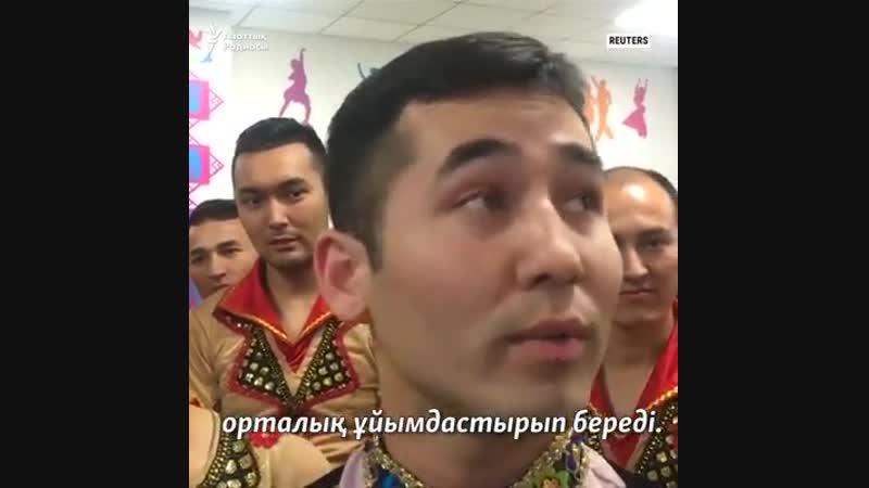 Қытай билігі шетел журналистеріне Шыңжаңдағы лагерьлерді көрсетті