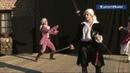 Класс концерт Баллада об идеальном фехтовальщике в посёлке Солнечное