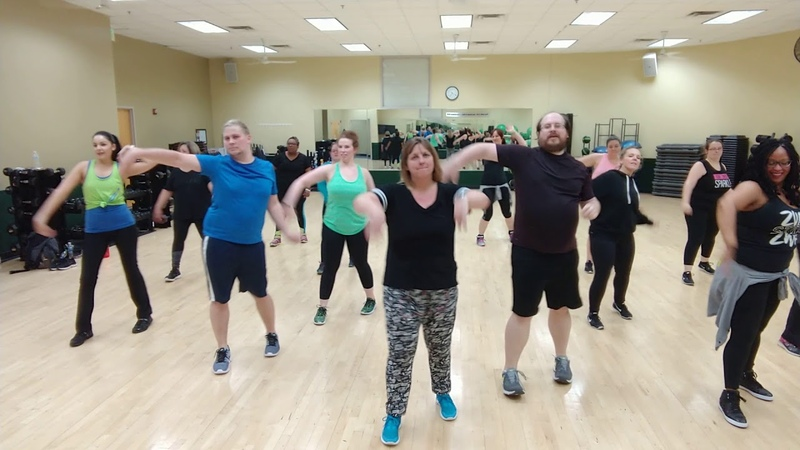 Dance fitness-Cross your mind (Spanish version)-sabrina claudio