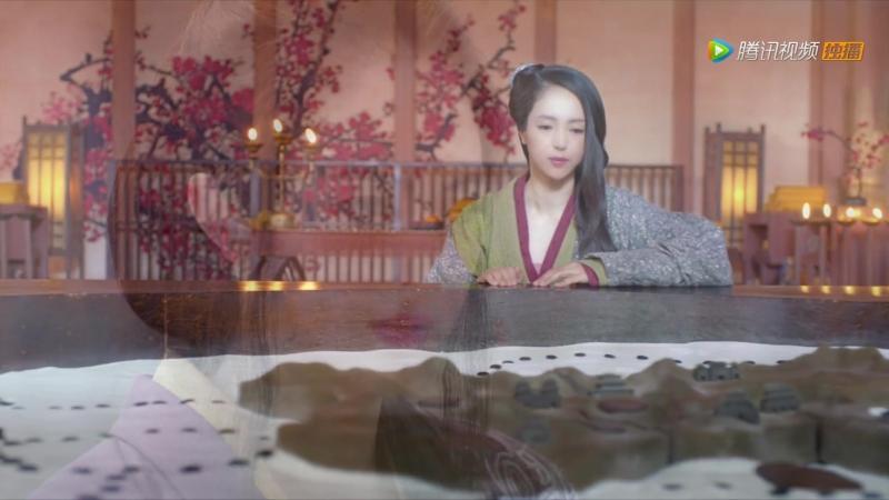 Индивидуальный трейлер Дяо Чань《三国机密之潜龙在渊》燃向预告-乱世奇女子貂蝉