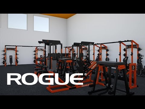 Introducing the new Rogue ZEUS Gym Builder
