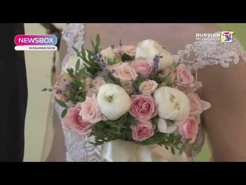 Свадьба Константина и Татьяны Бурдаевых. Сюжет в Newsbox.