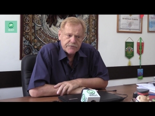 Атаман Валентин Иванов- В Кизляре действует казачья община из 1100 казаков