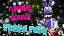 Funtime Bonnie Speed Edit CozyFoxHole