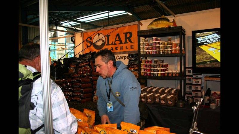 Carp Fishing Expo 2014 Montlucon: photo slide