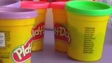 Как правильно пользоваться плей до. Лепка из пластилина play doh.