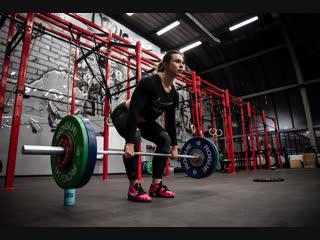 Анастасия Владимирова | RX — спортивные наколенники для кроссфита, тяжелой атлетики и пауэрлифтинга