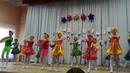 Танец пружинки, выступление на день матери, снимала Лиза Квинс