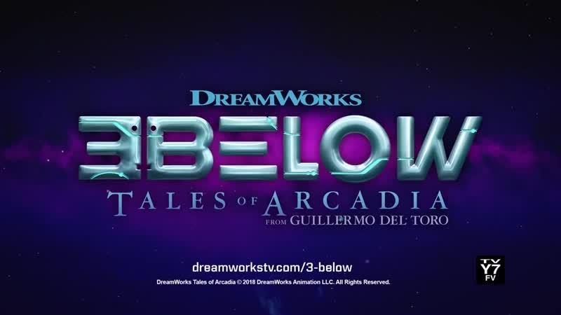 Hello Earth | 3Below: DreamWorks Tales of Arcadia | Netflix