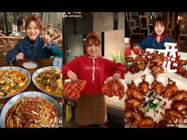 Vua Dạ Dày Yu Duo Duo Đã Trở Lại - Cô Gái Ăn Cả Thế Giới Cực Hot Trên Tik Tok Trung Quốc