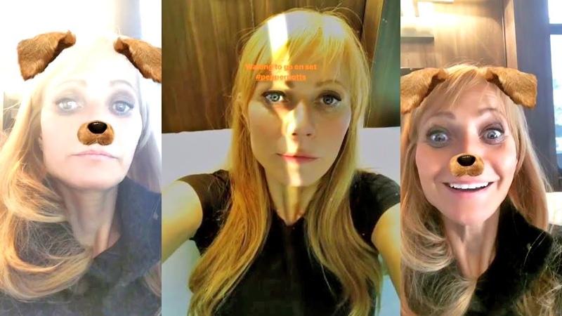 Gwyneth Paltrow | Instagram | 12 December 2017