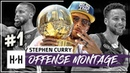 Stephen Curry MVP Montage, Full Offense Highlights 2017-2018 (Part 1) - Cheat-Code MODE!