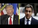 BREAKING: President Trump Responds To Michael Cohen's Secret Tape