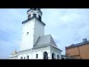 Невьянская наклонная башня Демидовых