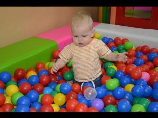 день рождения Альбертика 1 год