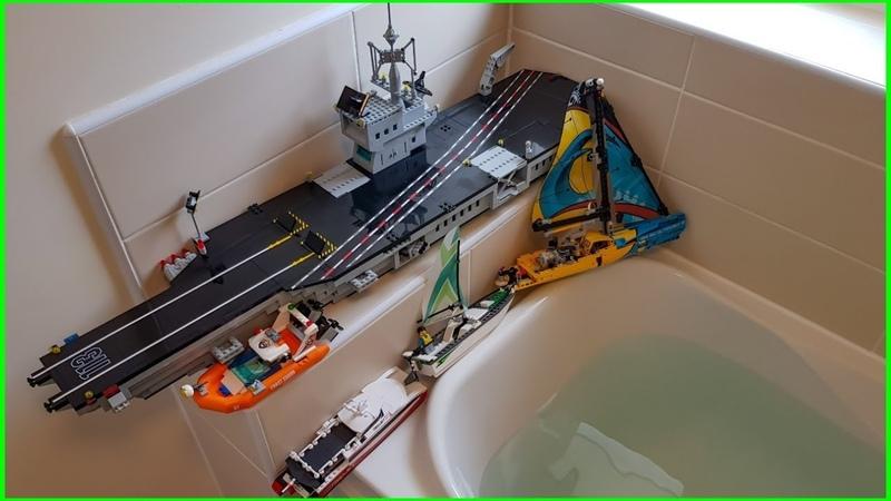 DO LEGO BOATS FLOAT 5