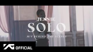 JENNIE - 'SOLO' M/V MAKING FILM