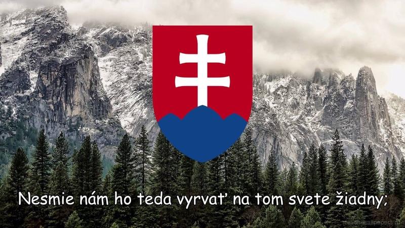 Государственный гимн Словакии (1939-1945) - ''Hej, Slováci''