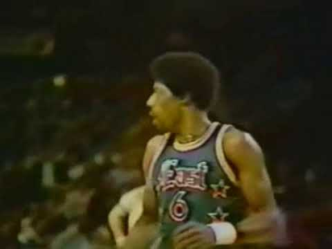 Top 10 NBA All Star Game 1977