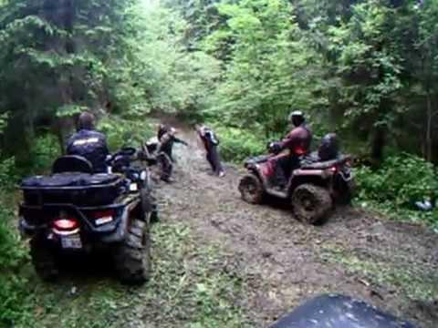ATV 4x4 Zakarpattya
