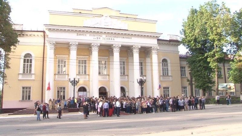 Сюжет ТСН24 Звезды кино прошли по красной дорожке в Туле