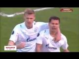 Зенит 4-0 Бавария. 01.05.2008. Обзор Матча