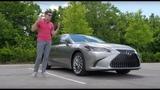 Главное, не думать про Камри  Новый Lexus ES 2019. Тест-драйв и обзор
