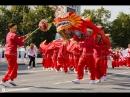 День города Солигорска (60 лет) мне выпала честь нести голову дракона )