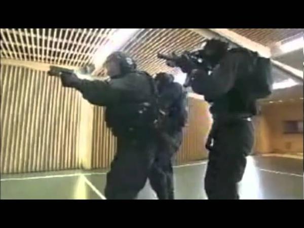 A Glimpse at GSG-9 der Bundespolizei