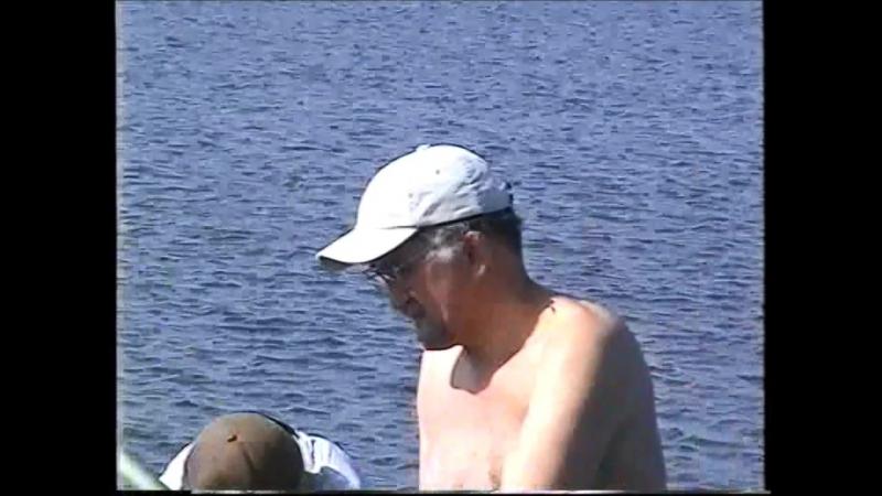 Умба-2003. Часть 3 - Капустные озера, тихая днёвка и читальный зал на пороге Разбойник