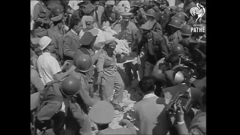 Terremoto Mexico 1957