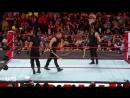 Architect's Nation: «Щит» отвечает на атаку недельной давности, RAW 10.09.18