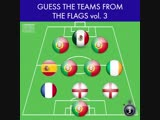 Can you guess every team just by the nationality of the players