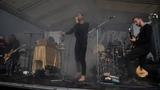 The Black Heart Rebellion - Avraham Animalesque live @ Fluff Fest 2016
