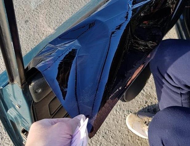 Почти 50 автомобилистов привлечены к ответственности в САО за нарушение правил тонировки