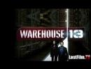 Хранилище 13 1 сезон, 1 серия смотреть онлайн в HD качестве. LostFilm