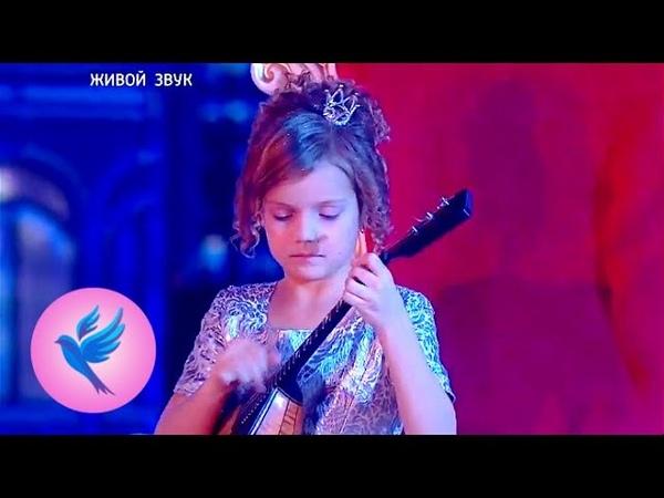 Eurasian Talent Анастасия Тюрина Даляньская акробатическая труппа Номер из Щелкунчик Синяя птица 5 сезон 2018
