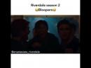 Неудачные кадры 2 сезона Ривердэйла