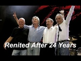 Pink Floyd - How they Reunited After 24 Years Rehearsal Live 8 2005