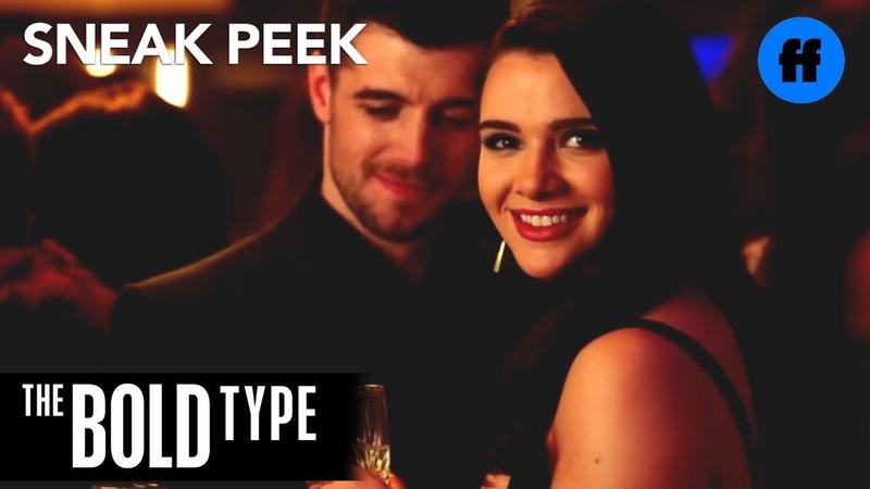 The Bold Type | Season 2, Episode 4 Sneak Peek Jane and Pinstripe Investigate a Lead | Freeform