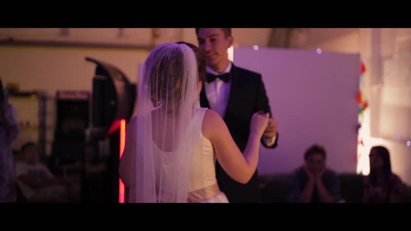 Свадебный трейлер. Наташа и Андрейс