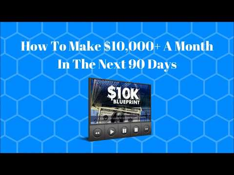 How To Make 10k a Month From Home Fastest Way To Earn $10,000
