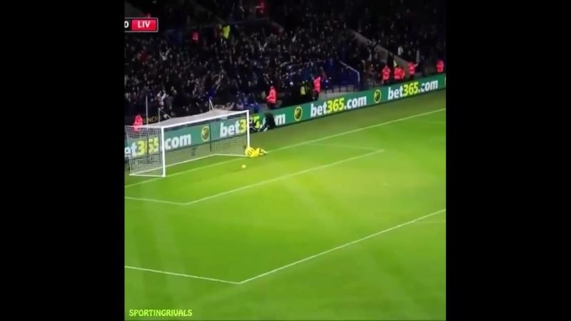 Vardy super goal