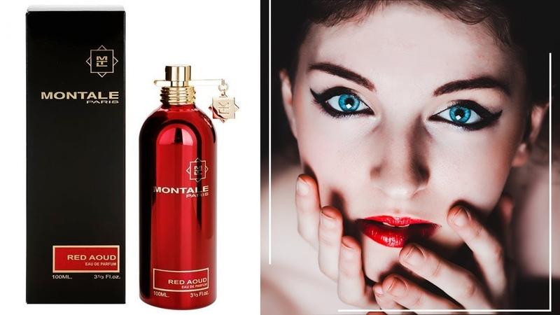 Montale Red Aoud Монталь Ред Уд - обзоры и отзывы о духах