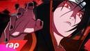 Rap do Itachi Naruto - ESSA DOR QUE CAUSEI... NERD HITS